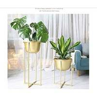 Plant Stand Flower Pots Shelf Flower racks Wrought Iron Flower Stand Floor Flower Pot Stand Indoor Living Room Green Plant Green Dill Potted Multi-layer Rack (Color : A Size : S) Display Shelf Balcon