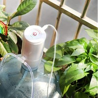 Nlight Automatic Irrigation System Automatic Drip Irrigation Kit Indoor Plant Watering System with Electronic Water Timer Operation Holiday Plant Watering Devices for Indoor Potted Plants