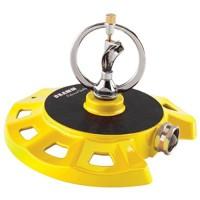 Dramm 15073 ColorStorm Spinning Sprinkler Yellow