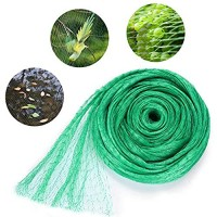 Philonext Anti-Bird Netting Garden Plant Netting Bird Netting Heavy Duty Nylon (13Feet x 33Feet) Suit for Seedling Vegetables Flowers Fruit Bushes Reusable Fencing Garden Plant Fruits Fencing mesh