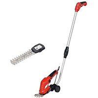 HomyDelight Lawn Mower 7.2V Cordless Grass Shear with Extension Handle