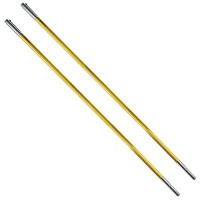 Jameson FG-6-2PK FG-Series 6-Foot Fiberglass Extension Pole for Pole Saw or Pruner Head 2-Pack