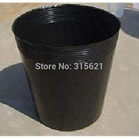 LELEXI 50 pcs Nursery Pots Seedling-Raising Pan Nutrition Cup Size 21cm17cm Garden Supplies